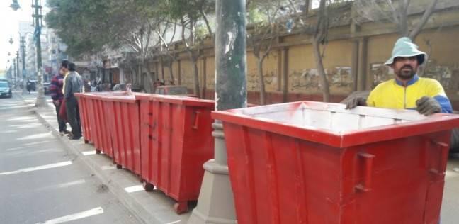 """مجلس """"شبرا الخيمة"""": 300 ألف طن إجمالي تراكمات القمامة في المدينة"""