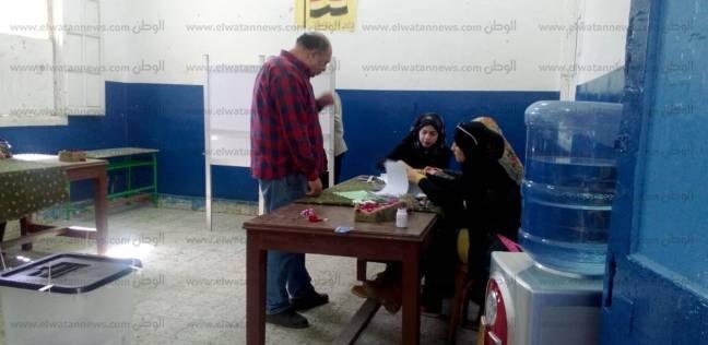 """بالصور"""" إقبال كثيف على لجنة الثانوية العسكرية في دمياط"""
