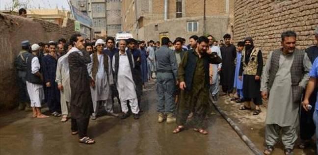 مقتل أربعة مسلحين في هجوم استهدف وزارة الداخلية الأفغانية