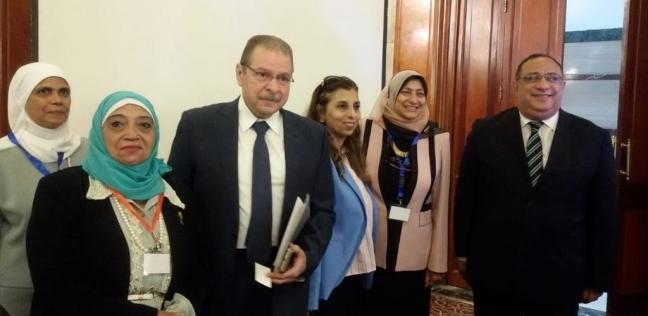 """""""البحوث الصيدلية والفرص والتحديات"""" المؤتمر الدولي الثاني بجامعة حلوان"""