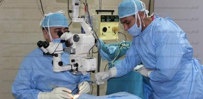"""مناقشة الحديث بجراحات المياه البيضاء في اليوم العلمي لـ""""طب سوهاج"""""""