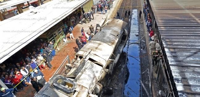 آخرهم سائق جرار «محطة مصر».. «الهاربون الخمسة» في حوادث القطارت