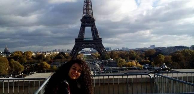 «ندى» سافرت إلى فرنسا بـ«الصندل» لدراسة العلوم السياسية: «اتعلمت الاعتماد على نفسى.. واشتغلت وصرفت على تعليمى.. وجيلنا لازم يشتغل على نفسه»