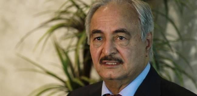 حفتر: الجيش الليبي قطع عهدا بتطهير بلاده من الجماعات الإرهابية