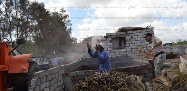 محافظة قنا تستعيد 1800 فدان من أراضي أملاك الدولة