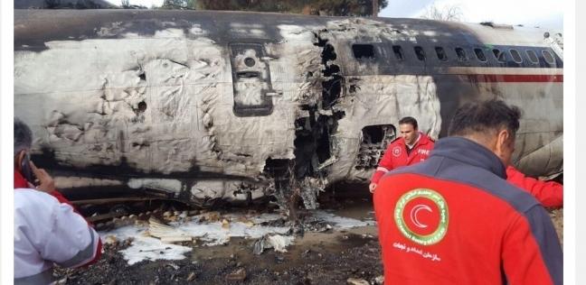 عاجل| الجيش الإيراني يعلن تبعية الطائرة المحطمة له وعلى متنها 16 شخصا