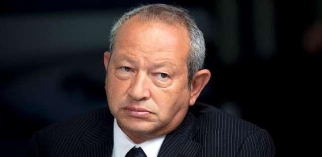 «ساويرس» يرد على سؤال «لو اتعرض عليك منصب رئاسة الوزراء هتوافق؟»