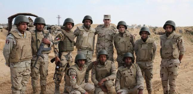 المتحدث العسكري: تدمير 4 كهوف بسيناء