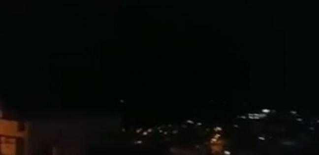 بالفيديو| إطلاق صفارات الإنذار في الجولان المحتل وسماع دوي انفجارات