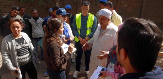 """""""الإسكان"""": وفد البنك الدولي يتفقد مشروعات الصرف الصحي المتكامل بسوهاج"""
