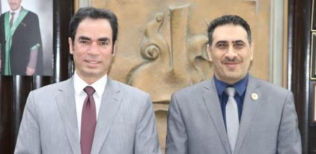 المسلماني عضواً بمجلس كلية الاقتصاد والعلوم السياسية جامعة القاهرة