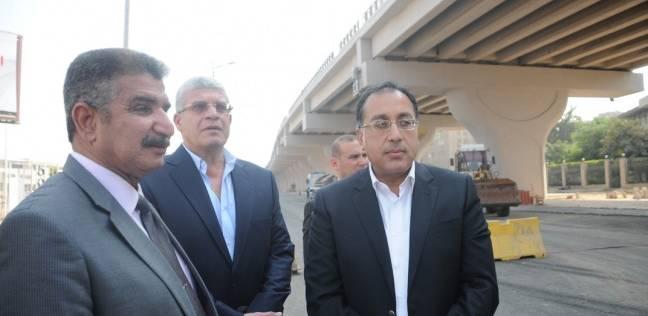 """رئيس جهاز """"العاشر"""": ربط مدخل المدينة الغربي بطريق """"بلبيس"""""""