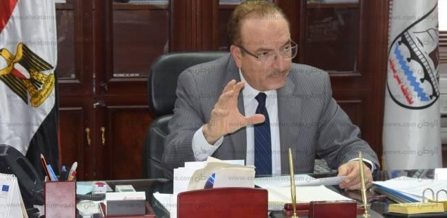"""محافظ بني سويف يطالب التنفيذيين برصد مستوى الخدمات بـ""""عين المواطن"""""""
