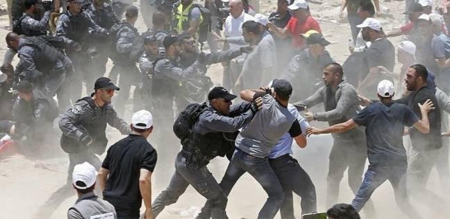 """نقابة الصحفيين الفلسطينية تدين """"اعتداءت الاحتلال"""" في الخان الأحمر"""