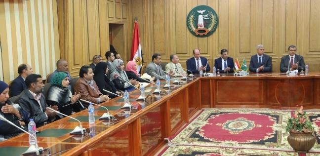 وزير القوى العاملة: السيسي يولي كامل النظر لجميع عمال مصر