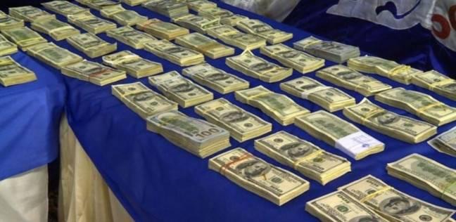 ضبط صاحب شركة يتاجر في العملات الأجنبية بالغردقة