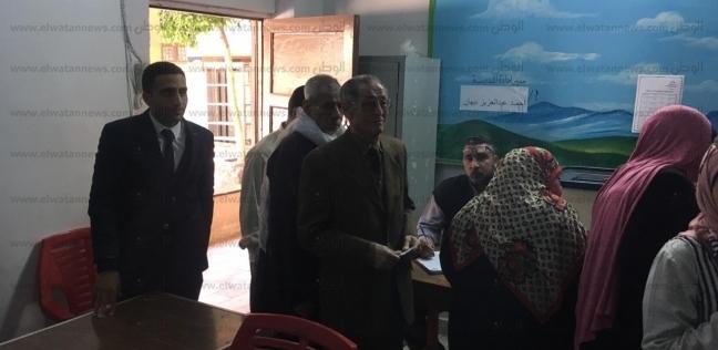 رئيس لجنة الوافدين في الزيتون: توافد أعداد كبيرة منذ بدء التصويت