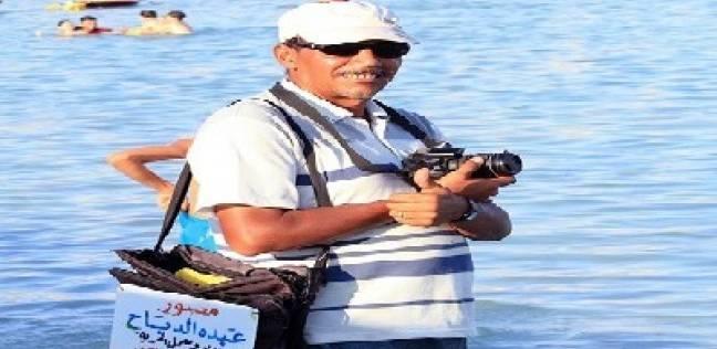عبده الدباح مصور «روميل»
