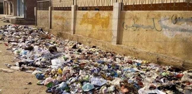 رئيس قليوب: أزمة القمامة مشكلة الأهالي وليست المدينة