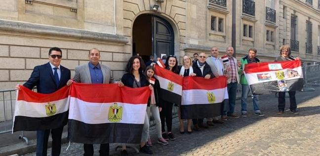 سفير مصر بلبنان: المشاركة في الاستفتاء اليوم أكبر من أمس
