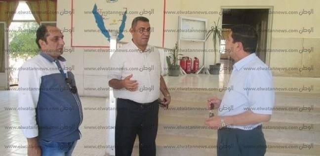 بالصور| رئيس الإدارة المركزية لإقليم القناة يتفقد المواقع الثقافية بجنوب سيناء