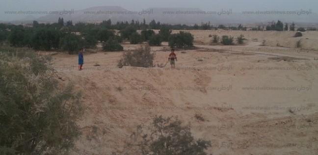طوارئ في شمال سيناء للتعامل مع احتمالية مواجهة السيول
