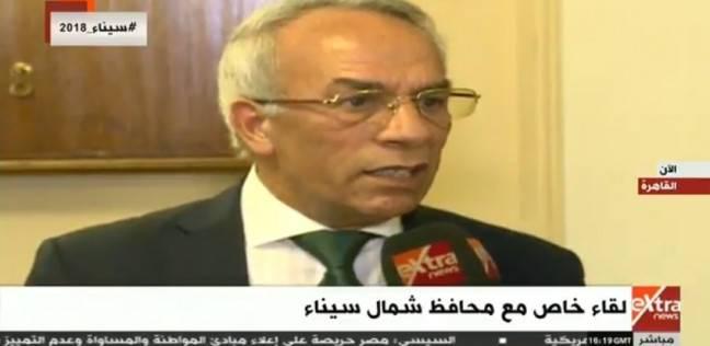 انطلاق 4 حافلات لنقل الناخبين من أهالي الشيخ زويد ورفح