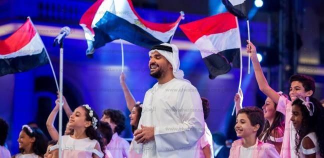 حسين الجسمى: فرحتى بتأهل مصر لكأس العالم لا توصف و«رسمنالك» هديتى لأحبائى المصريين