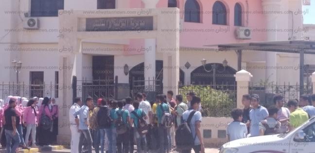 """""""تعليم البحر الأحمر"""": 205 درجات مجموع القبول في الثانوية العامة"""