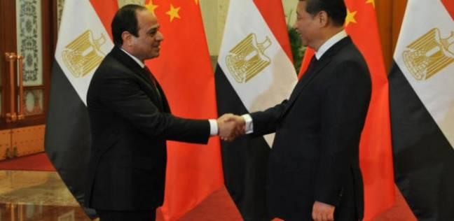 طبيعة العلاقات المصرية الصينية بعد 25 يناير وموقفها من 30 يونيو