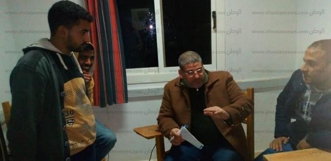 """وكيل """"صحة جنوب سيناء"""" يتفقد وحدات الإسعاف للاطمئنان على انتظام العمل"""