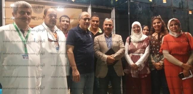 مستشار وزيرة الصحة يتابع سير العمل في مستشفى الإسماعيلية العام
