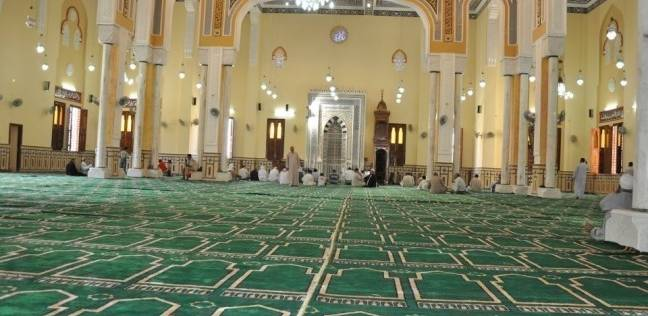 إحلال وتجديد المسجد الكبير بأبومنقار بالفرافرة