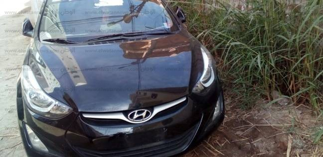 ضبط سيارة هيونداي مسروقة من القاهرة خلال حملة مرورية بأسيوط