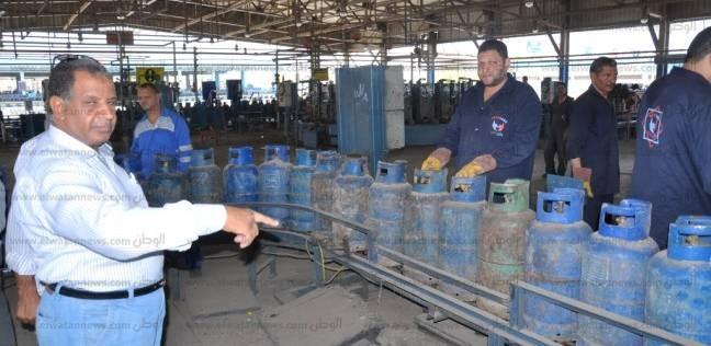 """""""المواد البترولية"""": المخزون الاستراتيجي من البوتاجاز آمن تماما"""