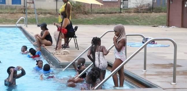 طرد أطفال مسلمين من حمام سباحة أمريكي