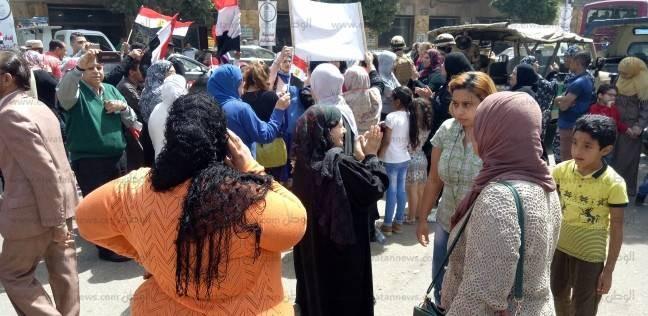 إقبال متوسط في لجان شبرا والساحل.. ومشاركة ملحوظة من السيدات