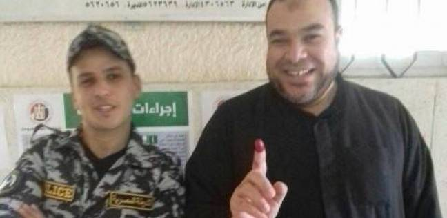 مشاركة قوية لأئمة أوقاف الإسكندرية بثاني أيام الانتخابات