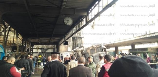 قبل محطة مصر.. تايم لاين| أبرز حوادث القطارات في مصر