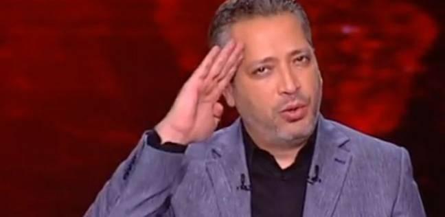"""تامر أمين: """"أنا سعيد جدا عشان عندنا إيمان حقيقي بدور الست في مصر"""""""