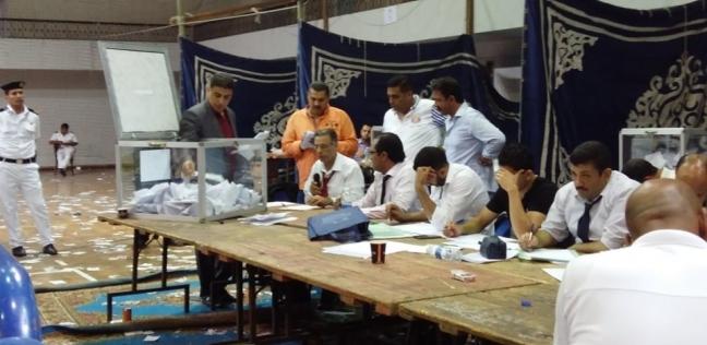 استمرار عملية فرز الأصوات في انتخابات الغرفة التجارية ببورسعيد
