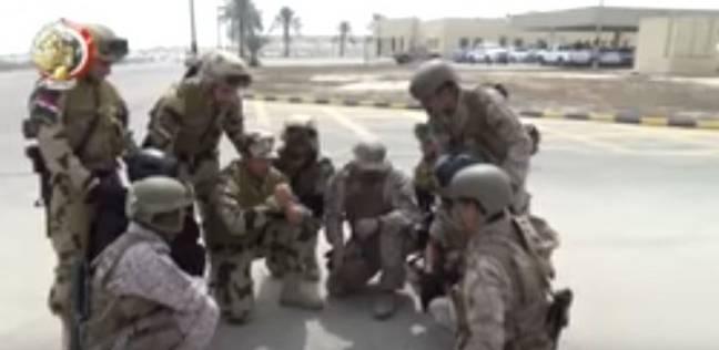 """يشهده السيسي.. معلومات عن تمرين """"درع الخليج"""" في السعودية بحضور 24 دولة"""