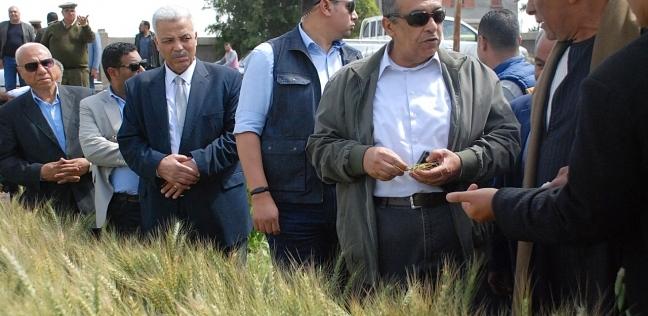 """وزير الزراعة: التوسع في استخدامات """"البايوجاز"""" من المخلفات الزراعية"""