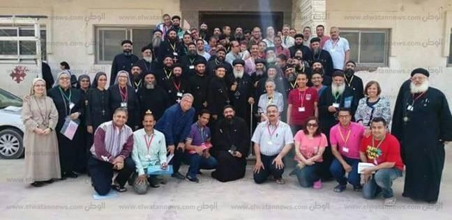 اختتام مؤتمر منسقي مهرجان الكرازة المرقسية لعام 2018