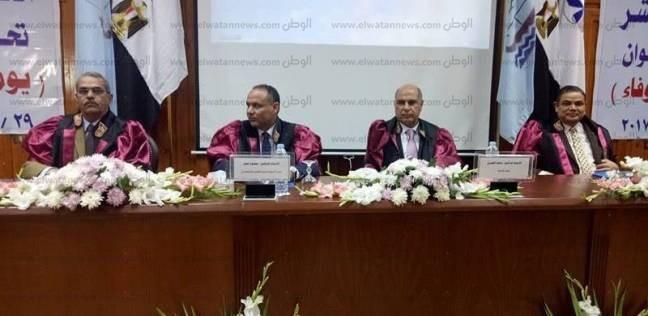 جامعة كفر الشيخ تستعد لمؤتمر التربية النوعية الأول في جنوب سيناء