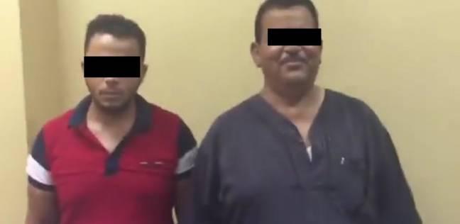 القبض على أب وابنه بتهمة تزوير المستندات الرسمية في الدقهلية