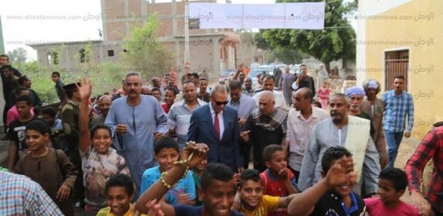النائب محمد الغول: مصر تعيش أزهى عصورها بقيادة السيىسي