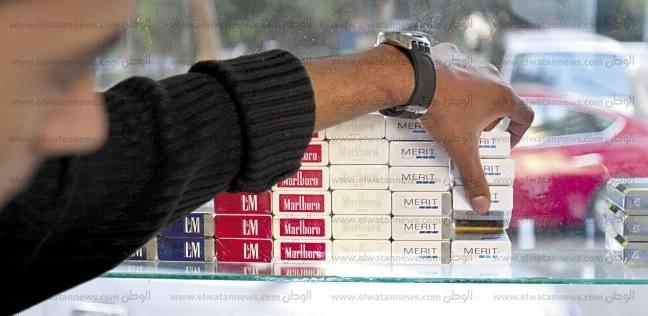 ضبط سجائر تباع بأزيد من السعر الرسمي و625 عبوة أغذية فاسدة في الغربية