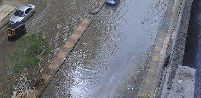 """خطة لتطوير """"البيارات"""" و""""الشنايش"""" لاستقبال مياه الأمطار بالإسكندرية"""