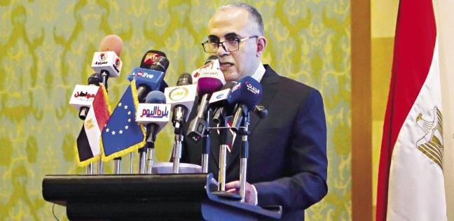 وزير الري: نحتاج 31.5 مليار جنيه استثمارات لتوفير 6،85 مليار م3 مياه